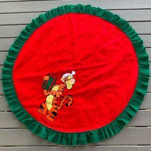 [ SOLD ] Disney Tigger Tree Skirt